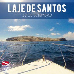 Laje de Santos 19 de setembro